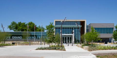 Grand Prairie City Hall
